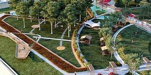 Maliyeti 11 Milyon TL: Trabzon'un Vakfıkebir İlçesi'nde 'Ekmek' Temalı Millet Bahçesi