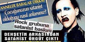 Türkiye'nin 90'lar Sonunda Patlak Veren ve Tüm Ülkeye Büyük Korku Salan Satanizmle Mücadelesi!