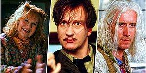 Çıkalı 20 Sene Oldu! 'Harry Potter' Serisinden Tanıdığımız 15 Yardımcı Oyuncunun Yıllar İçindeki Değişimi