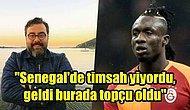 Spor Yorumcusu Emre Bol'un Galatasaraylı Mbaye Diagne Hakkındaki Irkçı İfadeleri 'Yuh Artık' Dedirtti