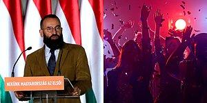 Eşcinsellik Karşıtı Görüşleriyle Bilinen Macar Parlamenter Eşcinsel Seks Partisinde Yakalandı