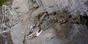 57 Yıldır Evreni Aydınlatmaya Çalışıyordu: Dünyanın En Büyük Teleskoplarından Arecibo Çöktü