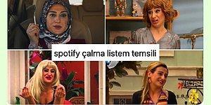 2020 Spotify Listelerini Paylaşarak Müzikle Mizahı Harmanlayan Goygoycular