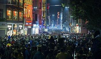İstiklal Caddesi'nde Kota Uygulaması Başlıyor: En Fazla 7 Bin Kişi Bulunabilecek