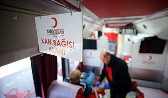Kızılay Başkanı Kan Stoklarının Azaldığını Duyurup, Bağış Çağrısı Yaptı