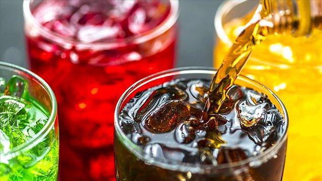 4. Ömrünün sonunda kadar tek içecekle idare edeceksin deseler hangisini seçersin?