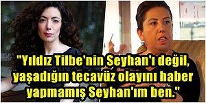 Akasya Asıltürkmen'in Yıldız Tilbe Göndermesine 'Tecavüz' Olayıyla Dem Vuran Ünlü Gazeteci Seyhan Erdağ, Olay Yarattı!