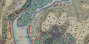 1845'te Mühendishane-i Hümayun Öğrencilerinin Çizdiği İnanılmaz Detaylara Sahip İstanbul Haritasına Hayran Kaldık!