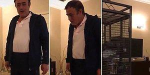 Mahmut Tuncer, Koronadan Dolayı Halay Çekecek Kimseyi Bulamayınca Papağanı ile Halay Çekti