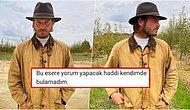 Biz Bi' Fena Olduk! Tarzına Yandığımız Kıvanç Tatlıtuğ Kovboy Şapkalı Fotoğraflarıyla Herkesin Kalbine İndirdi