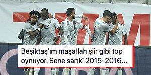 Kartal Seriye Bağladı! Beşiktaş'ın Kasımpaşa'yı 3 Golle Geçtiği Maçta Yaşananlar ve Tepkiler
