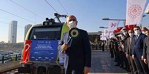 Devlet Töreniyle Çin'e Gönderilen Tren İstanbul'dan Hiç Çıkmadı mı?