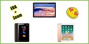 Online Eğitim Devam Ediyor! Çocuklarınız İçin Uygun Fiyatlı EBA ve Zoom Uyumlu Tabletler