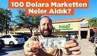 Amerika'da 100 Dolara Marketten Neler Alınır?
