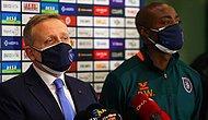 Göksel Gümüşdağ: 'UEFA'dan Webo'ya Irkçılık Yapan Hakemlerin Futboldan Ömür Boyu Men Edilmesini Talep Ettik'