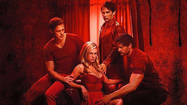 23. HBO, True Blood'ın yeni versiyonu için hazırlıklara başladı.
