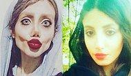 İran'ın 'Zombi Angeline Jolie'si Sahar Tabar, 10 Yıl Hapis Cezasına Çarptırıldı