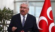 MHP'li Semih Yalçın: 'HDP/PKK Kamilen İtlafı Gereken Bir Siyasi Haşere Sürüsüdür'