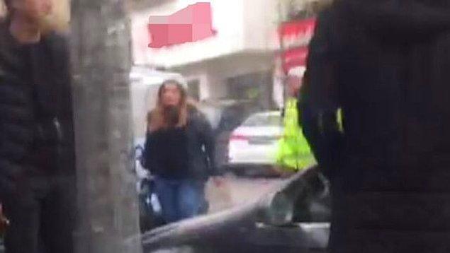 Hem maske takmamaktan 900 lira idari para cezası yazılan hem de polise mukavemet göstermekten adli işlem yapılan Gülcan Ç.'ye CİMER'den de yanıt geldi.