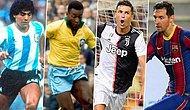 Kimler Yok ki? France Football Dergisi Futbol Tarihinin En İyi 11'ini Belirledi
