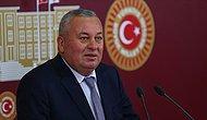 MHP'den İhraç Edilen Cemal Enginyurt Demokrat Parti'ye Katıldı