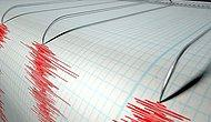 Ege'de Şiddetli Deprem! Muğla ve Çevresinde de Hissedildi