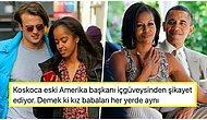 Barack Obama, Karantinada Kızının Erkek Arkadaşı da Evlerinde Kalınca Artan Faturalar Nedeniyle İsyan Etti!