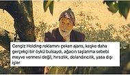 İhale Rekortmeni Cengiz Holding'in 'Meyve Veren Ağaç Taşlanır' Temalı Reklamı Dislike Rekoru Kırdı, Tepkiler Gecikmedi