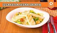 Sofralarınızı Lezzetlendirecek Izgarela Sezar Salata Nasıl Yapılır?