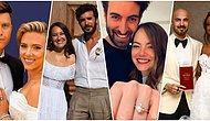 Pandemi Yılında Bile Ünlülerden Evlenen Evlenene! İşte 2020'de Dünyaevine Giren 26 Aşık Çift