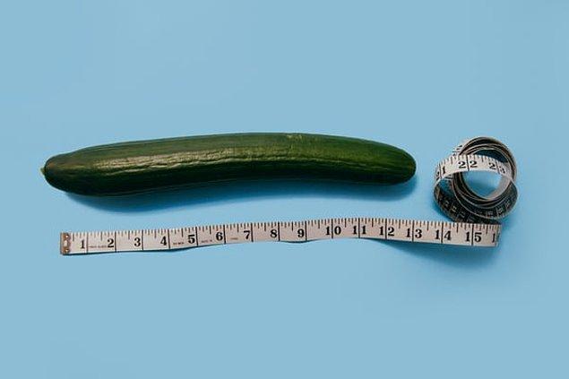 8. Penis büyütmek için ne olduğu belli olmayan takviyeler veya yaygın olan ürünler kullanıyor olabilirsiniz.