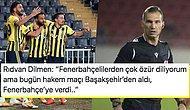 Hakem Kararları Yine Başrolde! Başakşehir Karşısında Geriye Düştüğü Maçta Kazanan Fenerbahçe Oldu