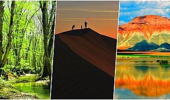 Ülkemizin Doğasına Ne Kadar Hakimsin?