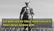Hiç Yurt Dışı Gezisi Yapmayan Atatürk'ü Cumhurbaşkanlığında Ziyaret Eden 11 Devlet Başkanı