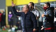 Karagümrük Maçında Kırmızı Kart Gören Fatih Terim'e 5 Maç Men Cezası