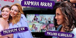 Eğlenceli Anlar ve Kamera Arkası-Beaulis Makyajın Anlatsın w Meryem Can & Melodi Elbirliler