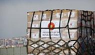 Türkiye'nin Salgın Sürecinde Yurt Dışına Yaptığı Yardımlar 100 Milyon Lirayı Aştı