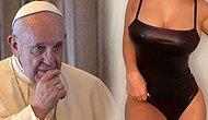 Papa Francis'in Instagram Hesabı, Yine Bir Bikini Modelinin Fotoğrafını Beğendi