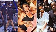 Riri'miz Sonunda Mutluluğu Buldu! Rihanna ile Sevgilisi ASAP Rocky El Ele Görüntülendi! 😍