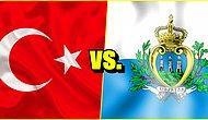 Şaşırtıcı Ama Gerçek! Türkiye ile San Marino'nun Teknik Olarak Savaş Halinde Olduğunu Biliyor muydunuz?