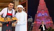 Hatay Medeniyetler Sofrası Dünyaya Açıldı: CZN Burak Dubai'de Yeni Bir Restoran Açtığını Duyurdu
