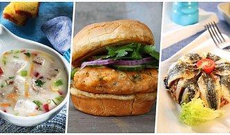 Balıkseverler İçin Harika Haber! Çorbadan Burger'e Birbirinden Güzel 10 Balık Tarifi