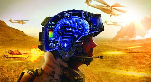 6. Beynine Çip Yerleştirilmiş Askerler