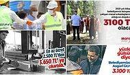 CHP'li Belediyeler Kendi Asgari Ücretlerini Açıklamaya Devam Ediyor: En Düşük Ücret 3100 Lira