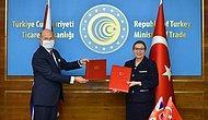 Türkiye ile İngiltere Arasında Serbest Ticaret Anlaşması İmzalandı