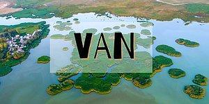 Gölünün Canavarı Bir Yana Türküleri Bir Yana: Sevgili İlimiz Van'ı 10 Türkü Eşliğinde Tanıyalım!