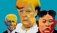 Erdoğan da Listede: The Guardian 2021'in Hikâyesini Belirleyecek 12 Lideri Seçti