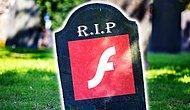 Bir Dönemin Sonu: Adobe, Flash Player'ın Fişini Çekti