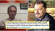 Hakan Bayrakçı CNN Türk'teki Programda Kovid-19'u 30 Saniyede İyileştiren İlaç Bulunduğunu İddia Etti!
