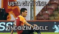 Antalyaspor Maçına İkinci Yarıda Girip Sakatlanıp Oyundan Çıkan Falcao Goygoycuların Diline Düştü